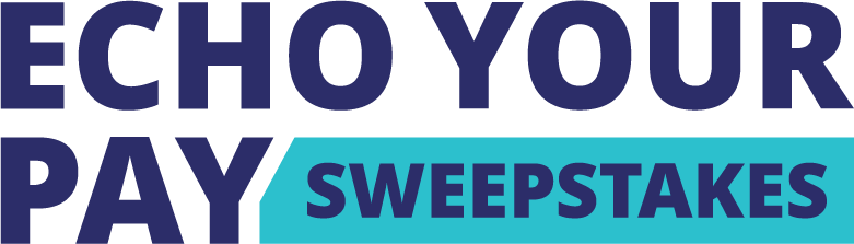 Echo Your Pay Sweepstakes
